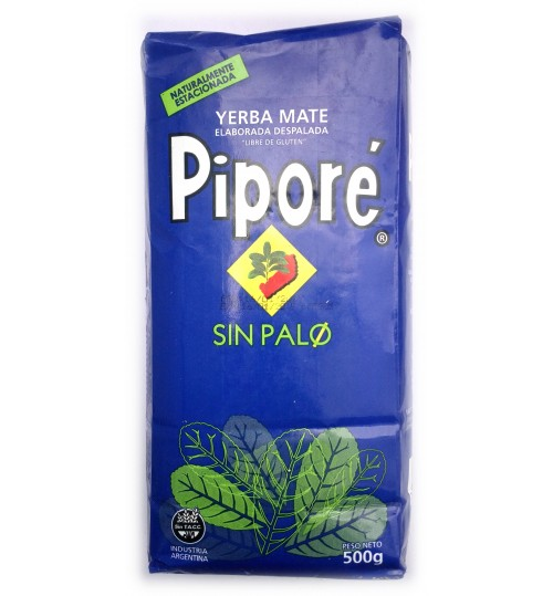 Piporé 皮坡爾傳統原味無梗瑪黛茶 500 克