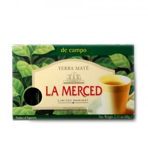 La Merced 聖恩頂級原味瑪黛茶袋泡茶 20 包