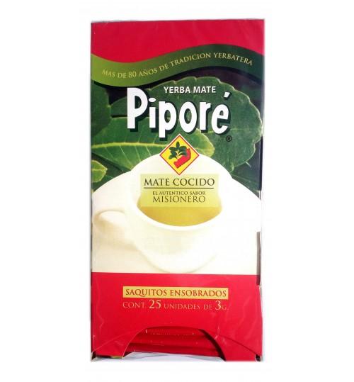 Piporé 皮坡爾原味瑪黛茶袋泡茶 75 克(25 獨立茶包)