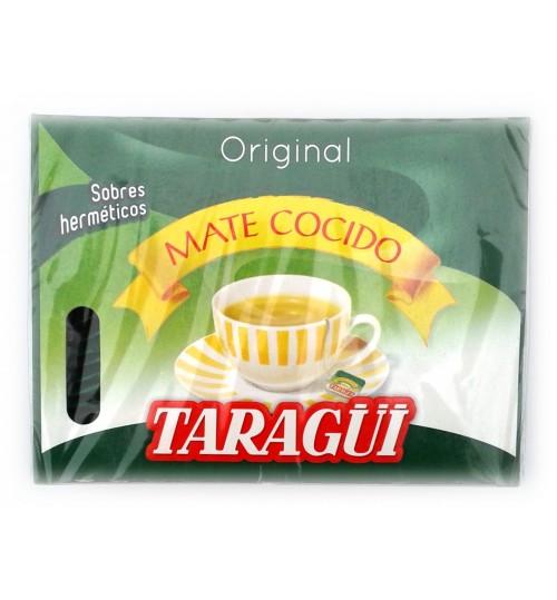 Taragüi 達然桂原味瑪黛茶獨立袋泡茶 40 茶包(鋁箔袋)