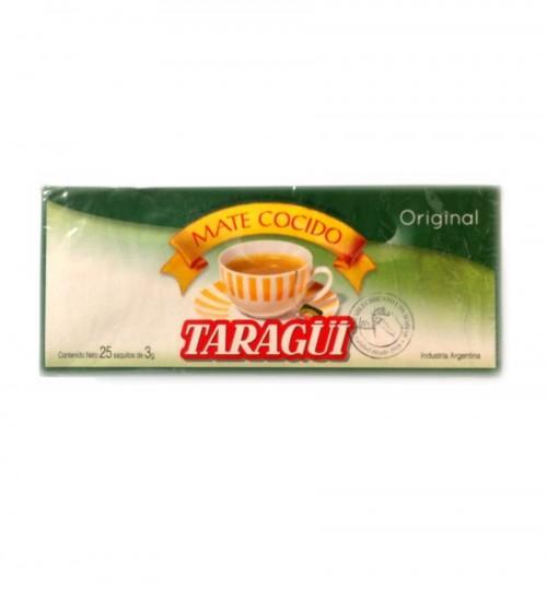 Taragüi 達然桂原味瑪黛茶環保袋泡茶 25 茶包