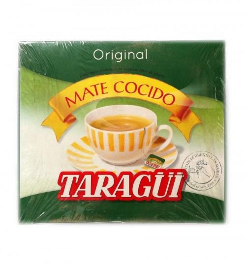 Taragüi 達然桂原味瑪黛茶環保袋泡茶 50 茶包