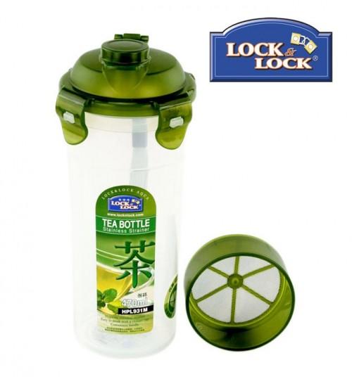 韓國 Lock & Lock 帶茶隔瑪黛茶杯(470 毫升)