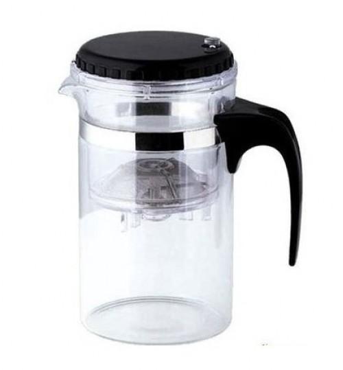 直身型瑪黛茶泡茶過濾茶壺(500毫升)